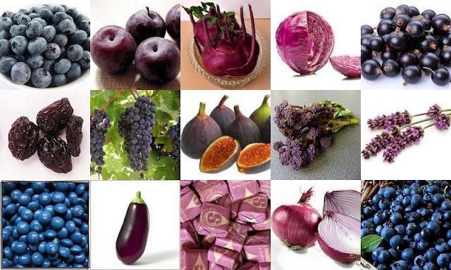 Conheça os benefícios dos alimentos roxos