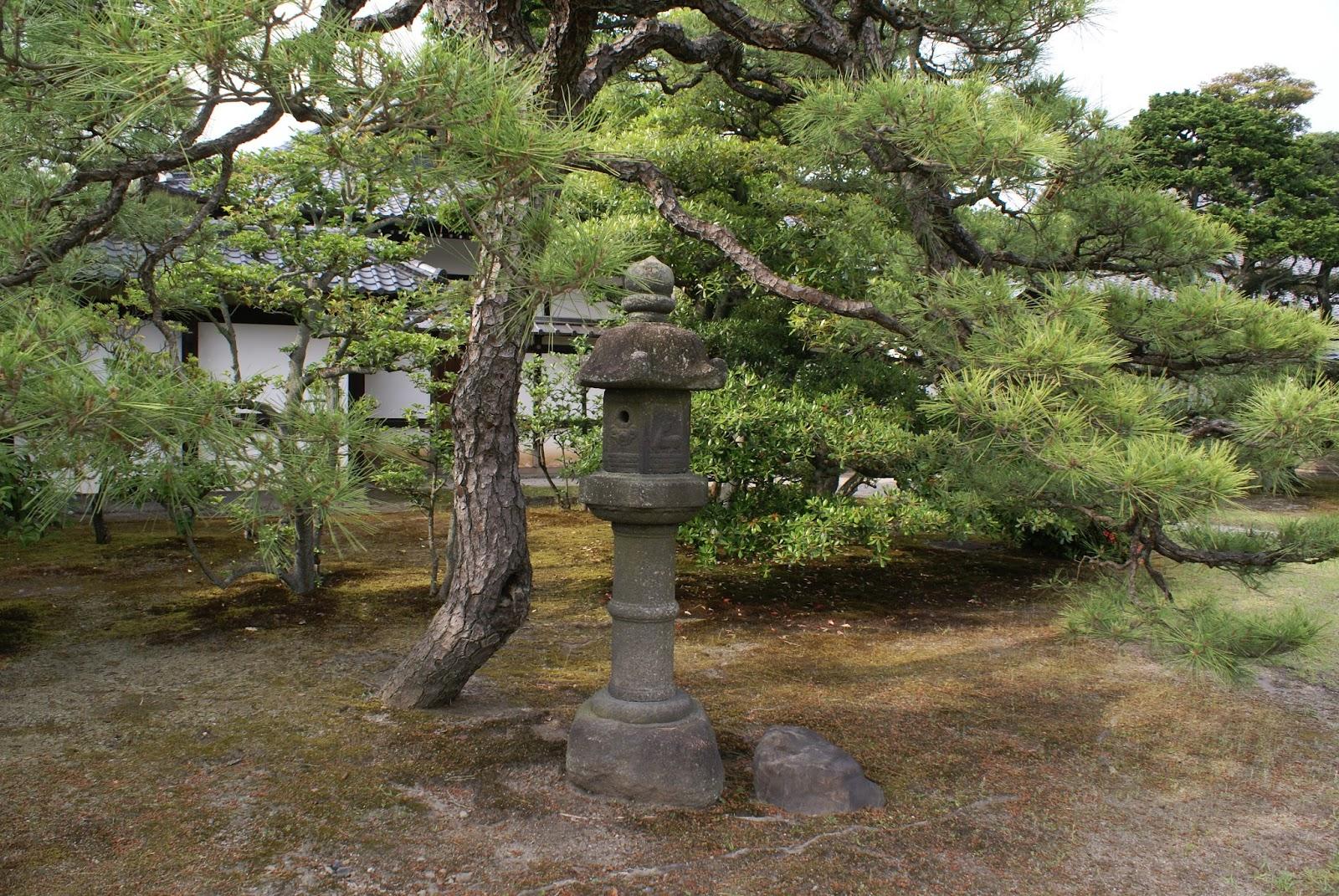 nijo-jo castle kyoto japan asia