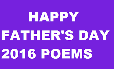 Happy Fathers Day 2016 Poems