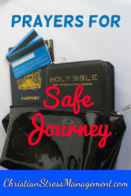 Prayers for safe journey