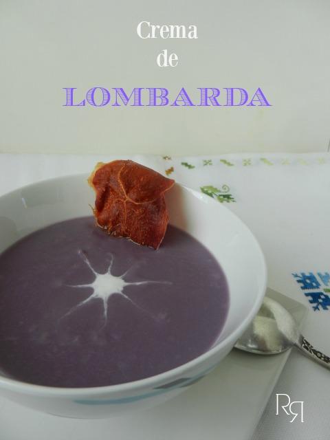 """""""Crema de lombarda"""""""