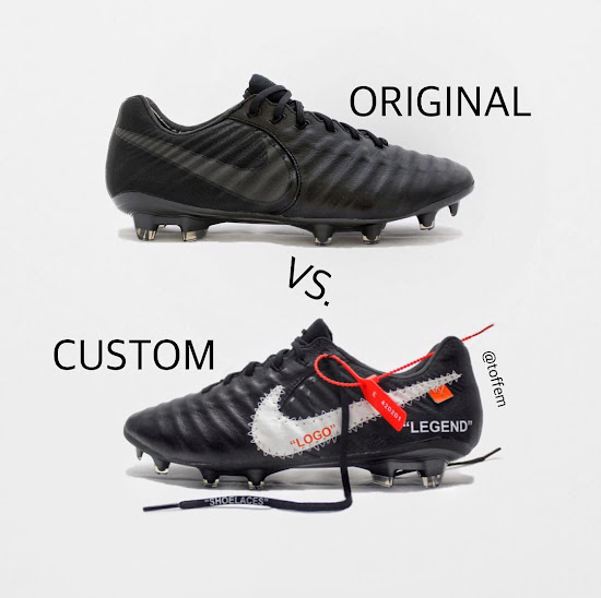 dfccc512969 Would you like to see Off-White and Nike releasing such a football boot?  Let us know in the comments below.