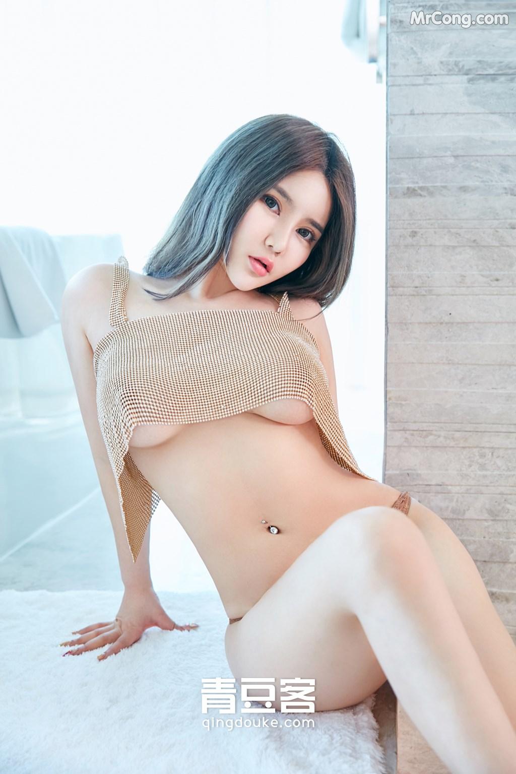 Image QingDouKe-2017-11-14-Wen-Xin-Yi-MrCong.com-010 in post QingDouKe 2017-11-14: Người mẫu Wen Xin Yi (温馨怡) (49 ảnh)