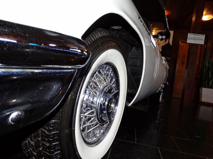Thunderbird, 1957 -Hollywood Dream Cars em Gramado