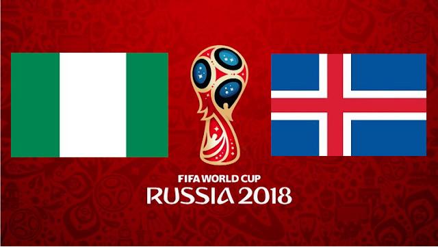 نيجيريا وايسلندا