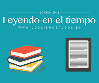 #LeyendoEnElTiempo III Edición