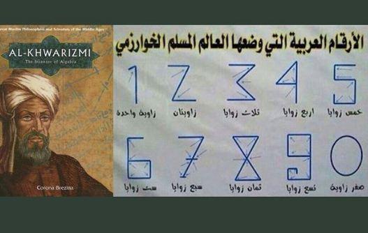 Ternyata Penemu Angka Adalah Ilmuan Islam. Tanpa Angka Tak Akan Ada Komputer, Facebook dan Twitter