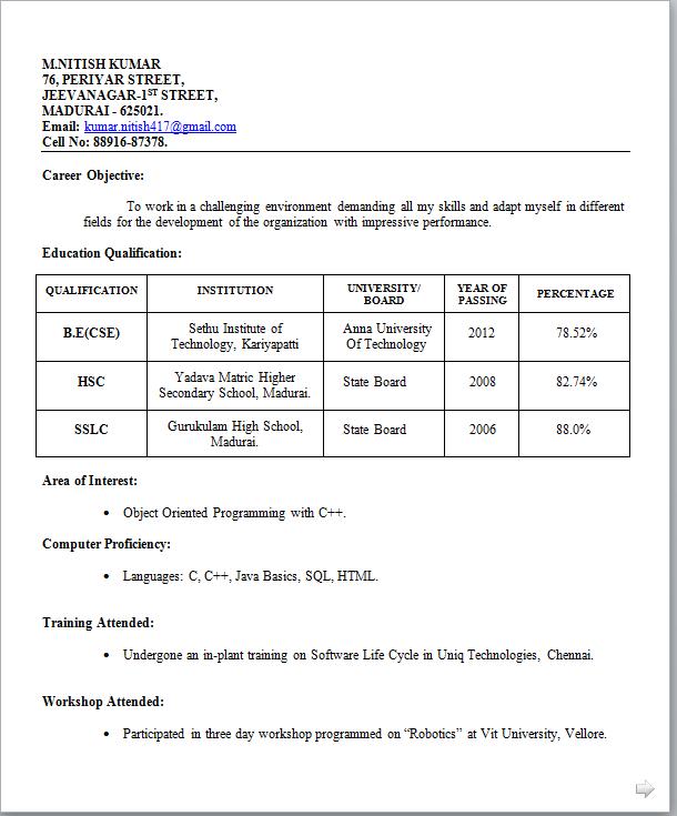 mba finance resume models fresher resume sample for it jobs move