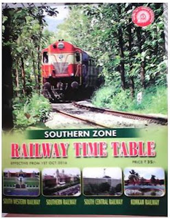 Train Time Table 2016