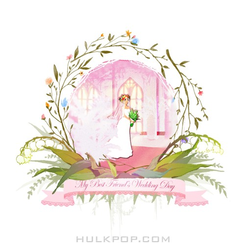 Sol Lee – My Best Friend's Wedding Day – Single