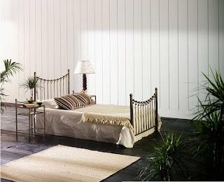 camas de forja grandes
