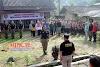 Upacara Pembukaan Pencanangan Pekon Tertib di Pekon Sukapura Kecamatan Sumberjaya