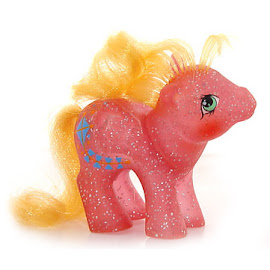 MLP Baby Firefly Year Eight Baby Sparkle Ponies G1 Pony