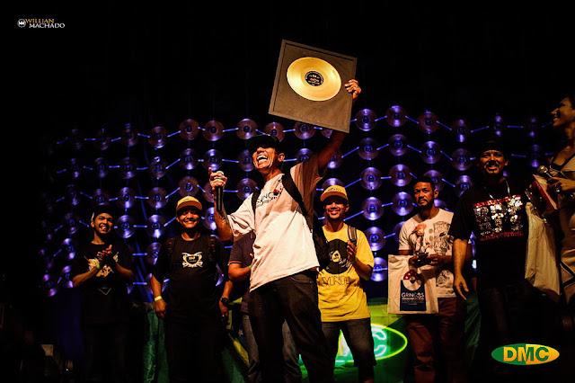 DJ Basim Vence o DMC Brasil 2016