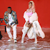 Nicki Minaj shares photos from her 'Rake it up' video shoot