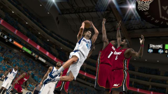 NBA 2K12 Download Game