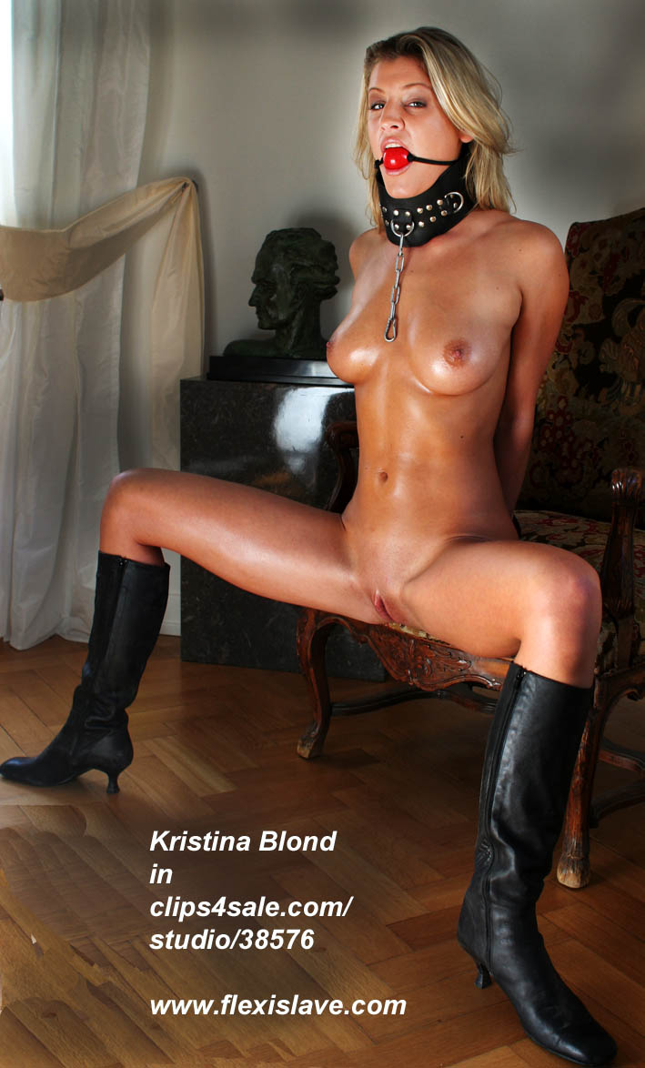 Can recommend sex and submission blonde