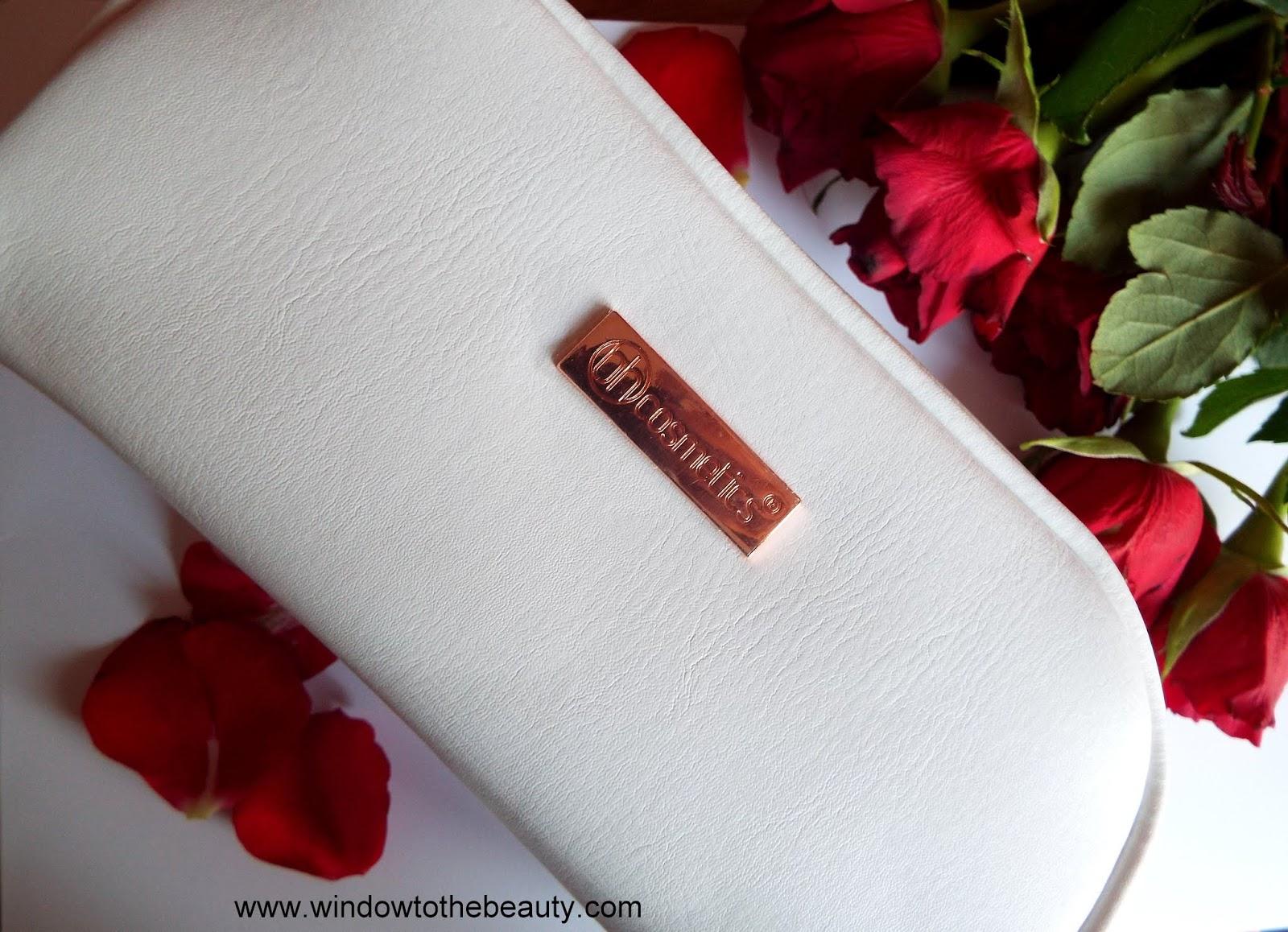 Rose Romance 12 Piece Brush Set by BH Cosmetics #14