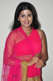 Actress Raj Shri Poonnappa Stills in Pink Dress at Mental Police Trailer Launch BollywoodGossip 0017.JPG