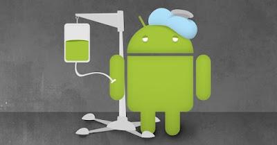 mengatasi bug pada android