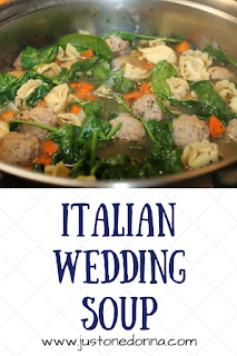 My Italian Wedding Soup