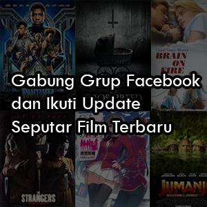 Grup Facebook Film & Anime Terupdate