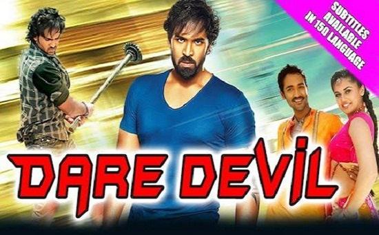 Dare Devil 2015 Hindi Dubbed Movie HDRip Download