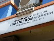 Lowongan Kerja Kantor Akuntan Publik Zubaidi Komaruddin