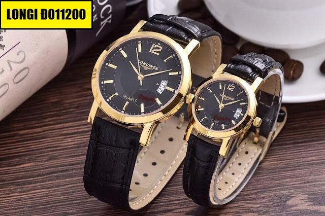 Đồng hồ dây da Longines D011200