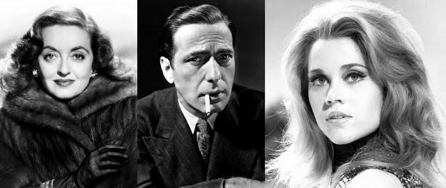 Hóspedes famosos do Chelsea Hotel, em Nova York: Bette Davis, Humphrey Bogart e Jane Fonda