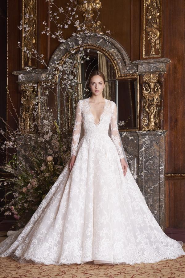 Monique Luhiller Bridal Collection