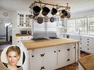 dapur artis rene zellweger