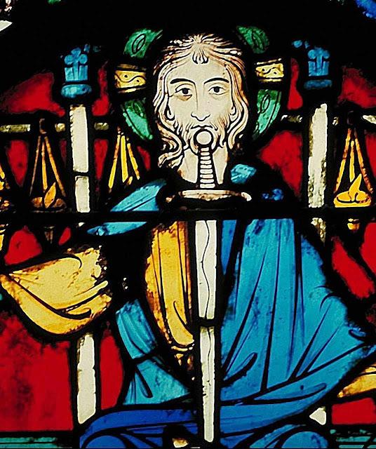 Cristo Apocalipse, Notre Dame de Paris