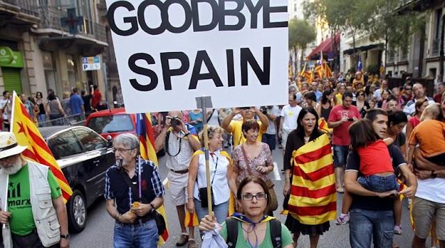 Καταλανικό δημοψήφισμα: η Καταλονία έχει «κερδίσει το δικαίωμα στην Ανεξαρτησία»