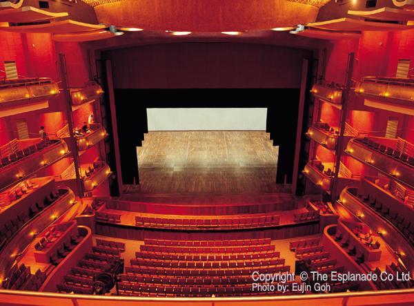 esplanade theatre singapore - photo #33