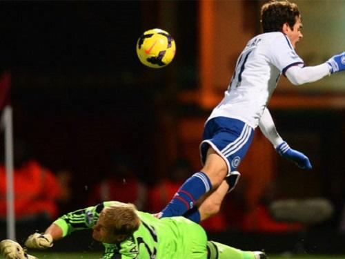 Basel đã có trận đấu tuyệt vời trước CLB Chelsea tại Champions League