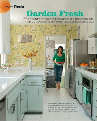 Bazaar of Serendipity: Adorable Kitchens via Calfinder Remodeling Blog - 1950'S Kitchen Remodel Ideas
