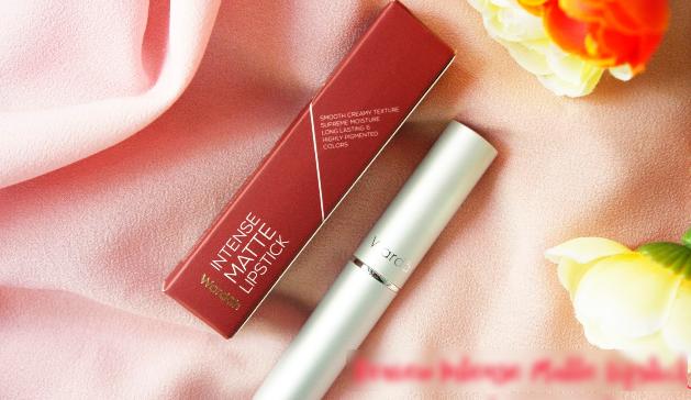 Review Warna Lipstik Matte Wardah Untuk Bibir Gelap Dan Kering yang Perlu Anda Tahu