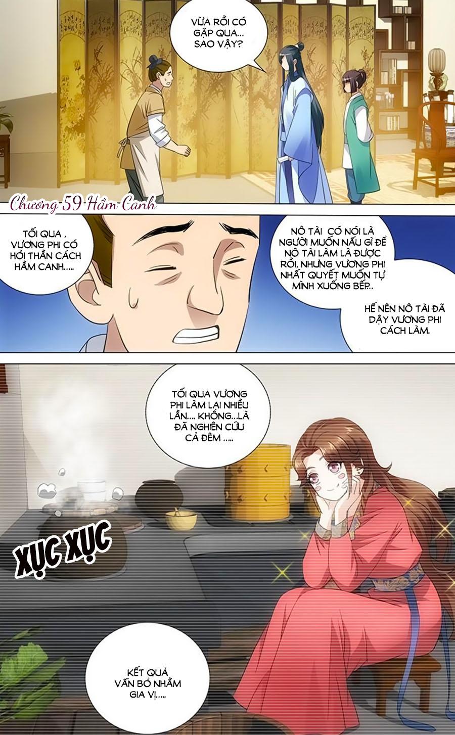 Vương Gia Không Nên A Chap 59 - Trang 1
