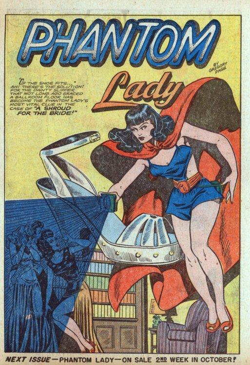 Phantom Lady Bride Was Re 47