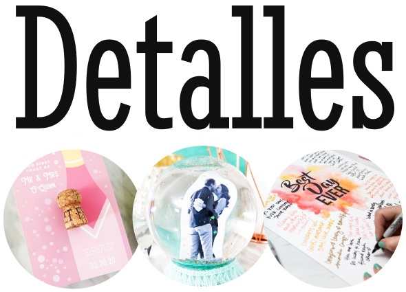 bodas, proyectos, detalles, creatividad, artesanías, inspiración