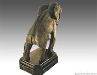 wildlife sculpture, elephant sculpture, wildlife artworks