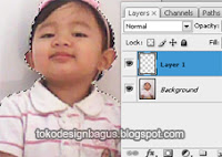 tutorial cara menciptakan background transparan imbas tembus pandang memakai photoshop  tutorial cara menciptakan background transparan imbas tembus pandang memakai photoshop