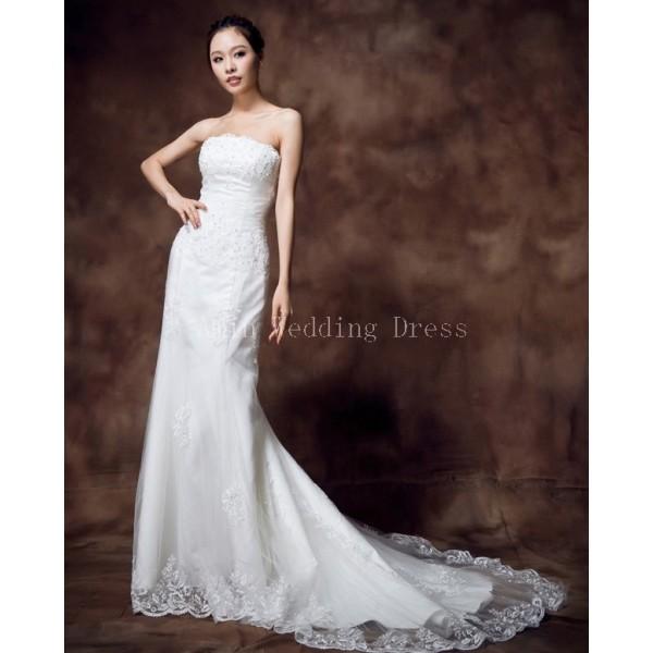 Simple But Elegant Wedding Dress: How To Choose An Simple/Elegant Wedding Dresses For Your