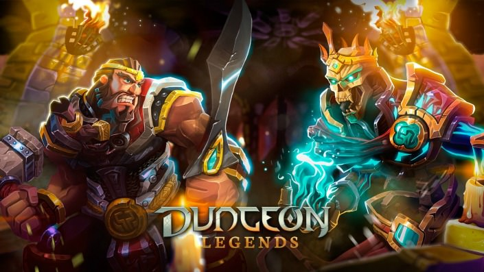 Dungeon Legends Android Hileli MOD APK - androidliyim