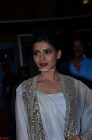 Samantha Ruth Prabhu cute in Lace Border Anarkali Dress with Koti at 64th Jio Filmfare Awards South ~  Exclusive 031.JPG