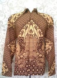 Baju Batik Wanita Pria Khas Solo