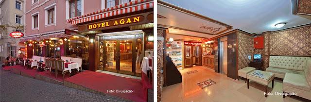 Hotel Agan, em Sultanahmet, Istambul