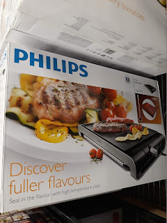 Philips HD4419/20 table grill review