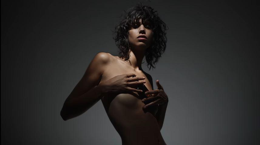 Chi è la modella del profumo TOM FORD pubblicità Black Orchid con Foto - Testimonial Spot Pubblicitario TOM FORD 2016